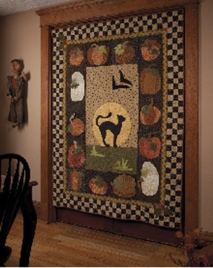 Midnight in the Pumpkin Patch from Fall 2011 by: Gloria Parsons