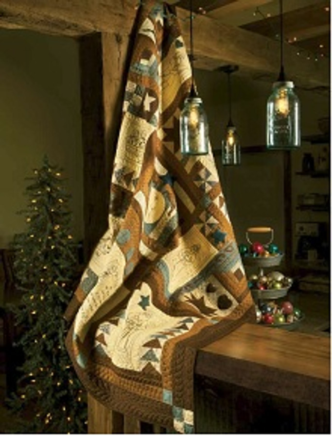A Vintage Christmas by Kaaren Johnston Originally published in PQP Winter 2014