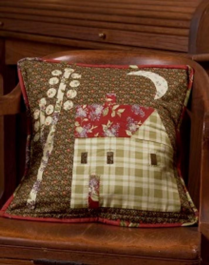 Crabapple Farm Pillow Pattern Jan Patek Summer 2011