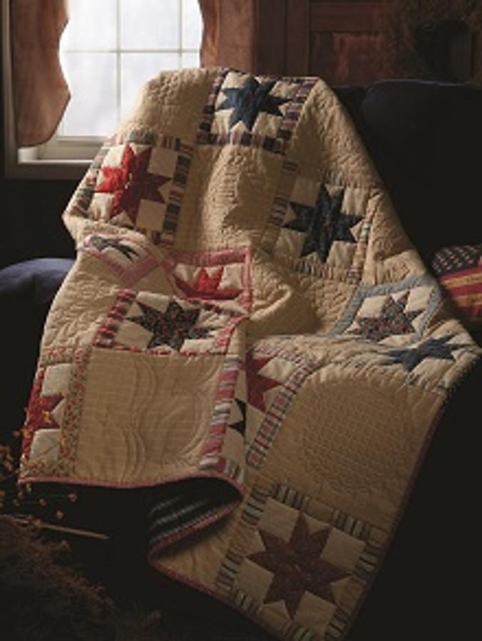 Stars and Strips Rhonda McCray of Farmhouse Threads