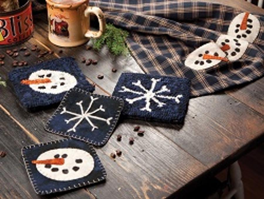 Snowy Delight by Lisa Bongean