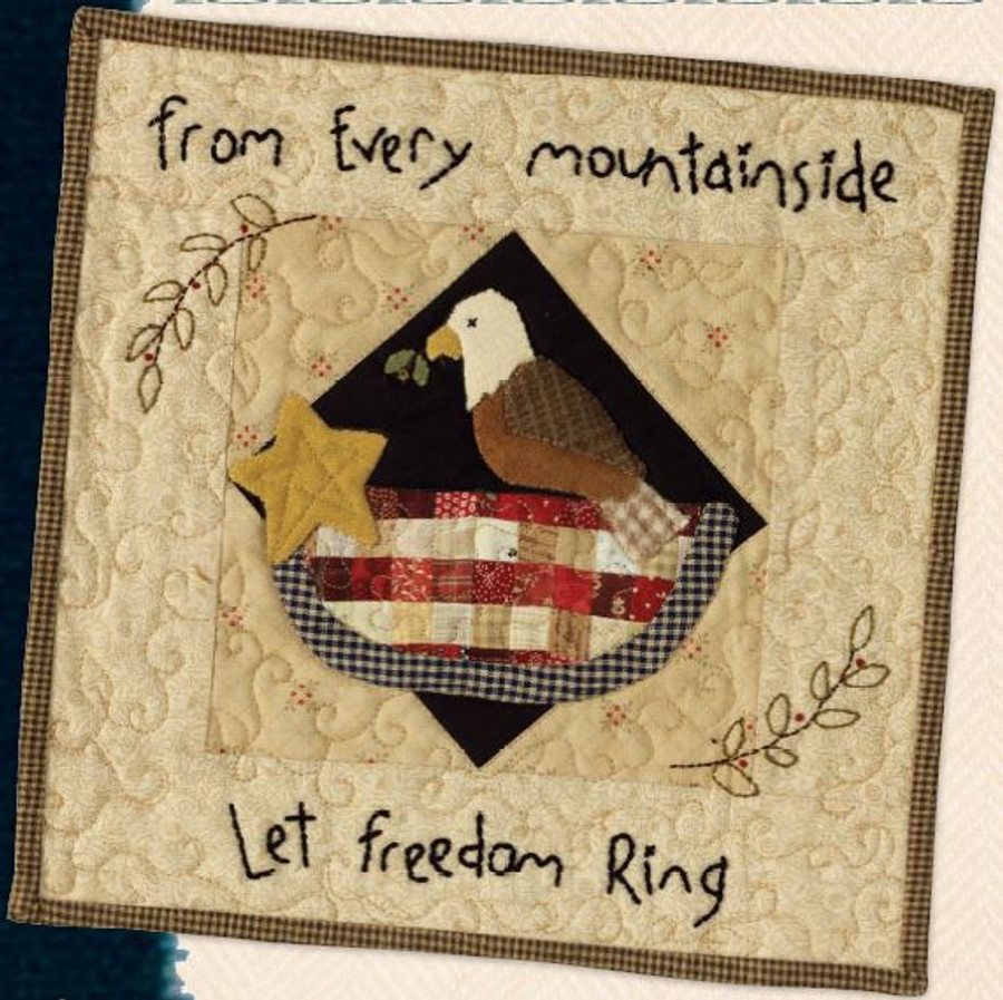 Let Freedom Ring by Laural Arestad