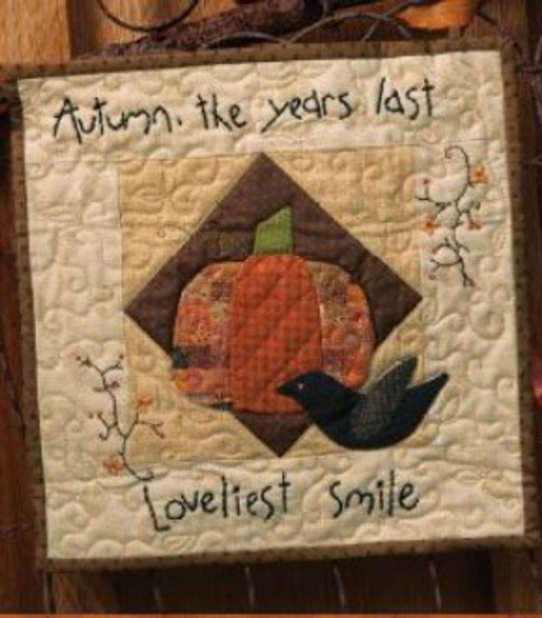 Autumn Smile by Laural Arestad