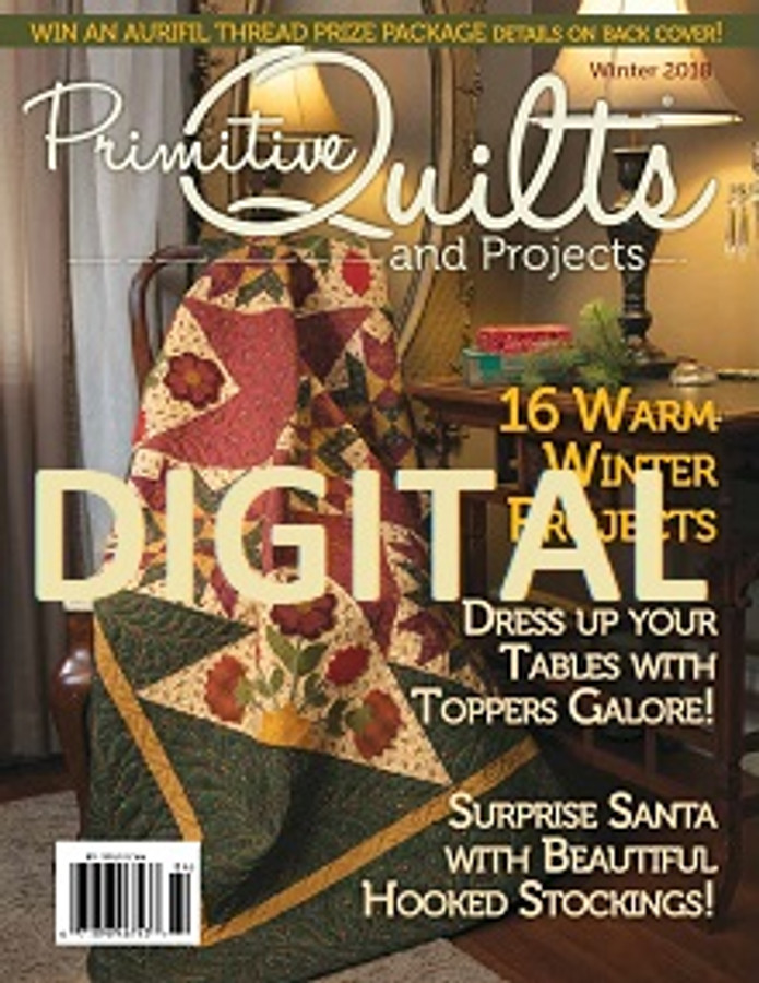 Winter 2018 Digital Download