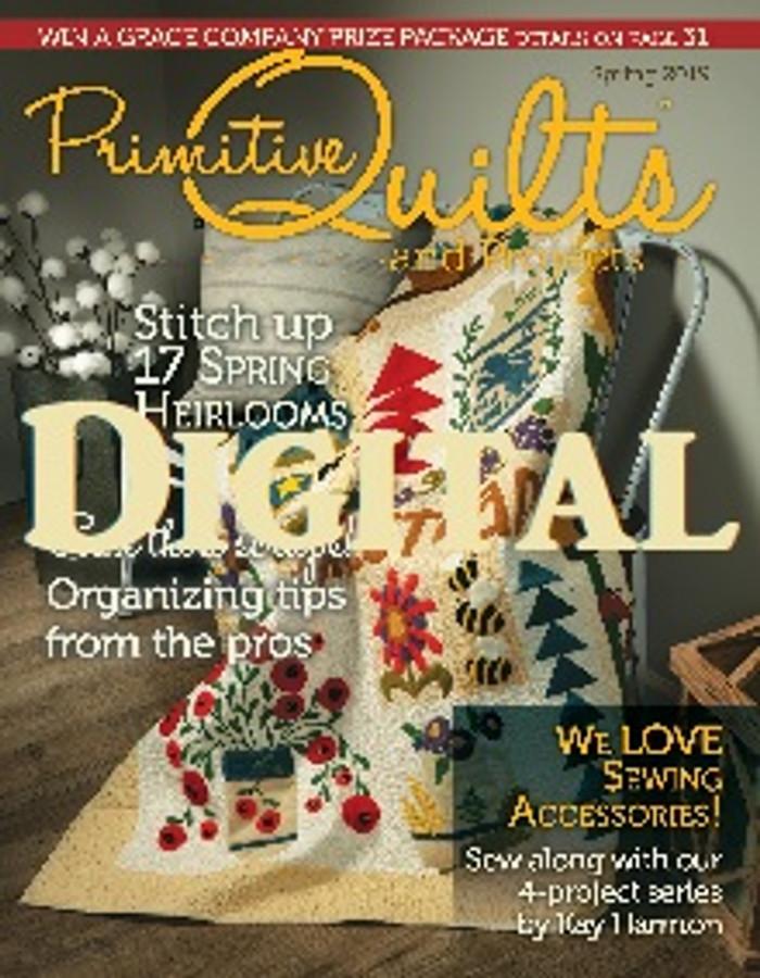 Spring 2019 Digital Magazine