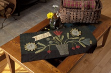 Celebrate Wool Mat By Maggie Bonanomi