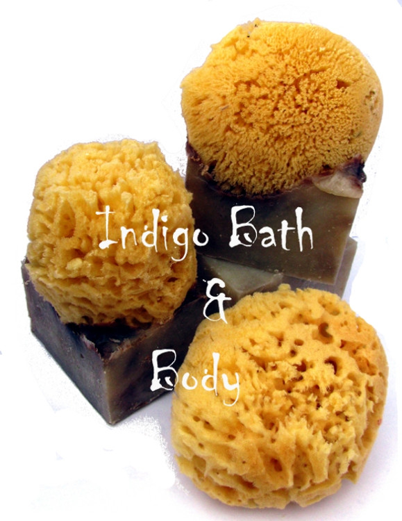 Silk n Sea Sponge Soap