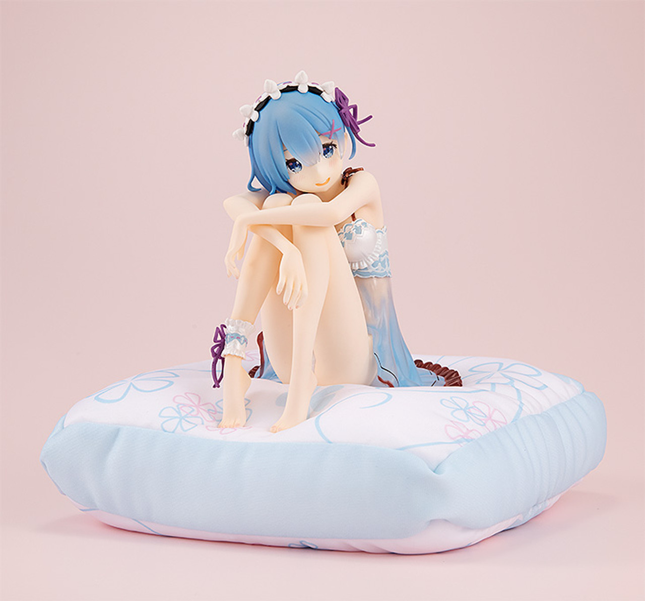 1//7 PVC Figure Re:Zero Starting Life in Another World Rem Birthday Lingerie Ver