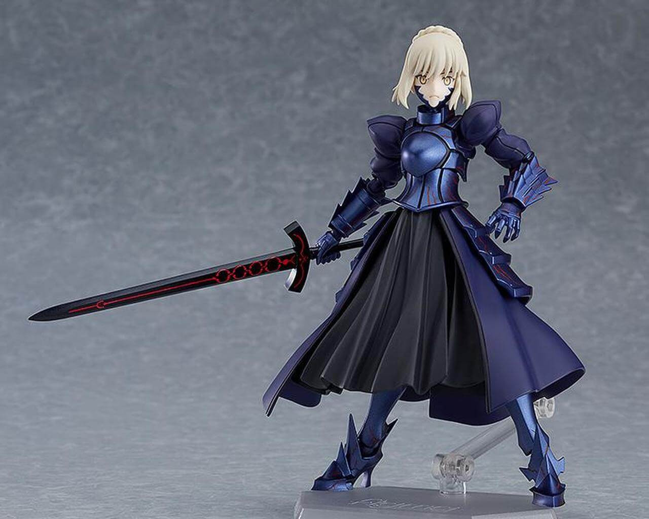 100/% authentic Figma 432 Fate Stay Night Saber Alter 2.0 figure Max Factory