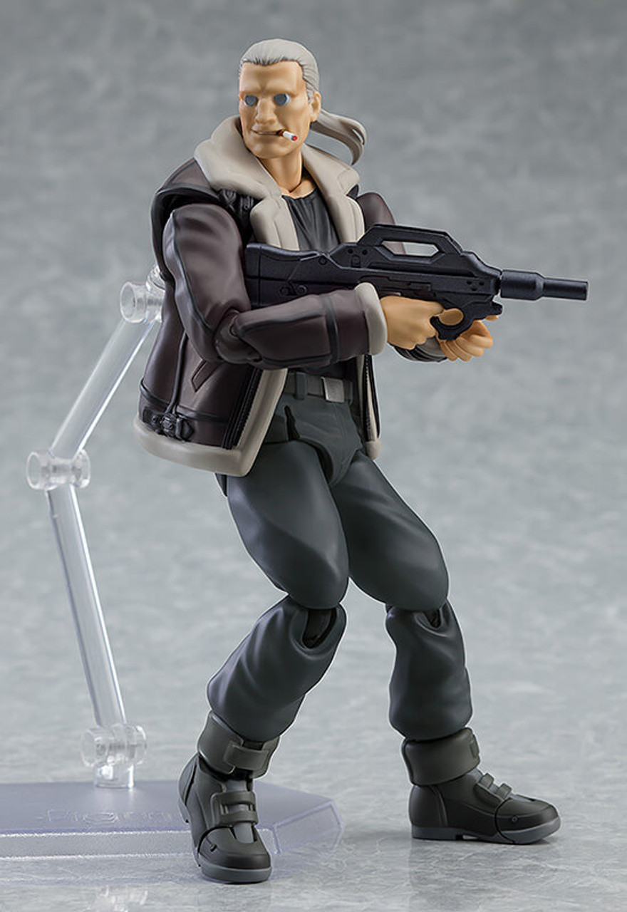 Max Factory Batou S A C Ver Ghost In The Shell Stand Alone Complex Figma 482