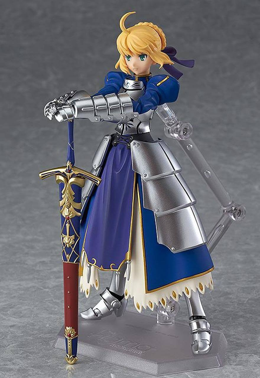 3rd-run PRE-ORDER Fate//stay night: Saber 2.0 Max Factory figma