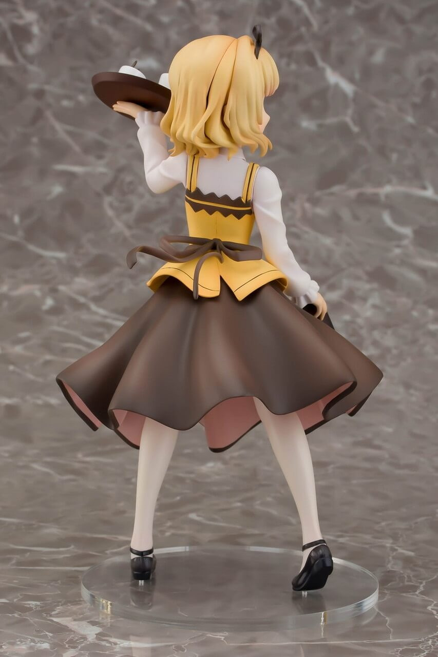 Cafe Style 1//7 Scale Figure Preorder Syaro Is the Order a Rabbit?
