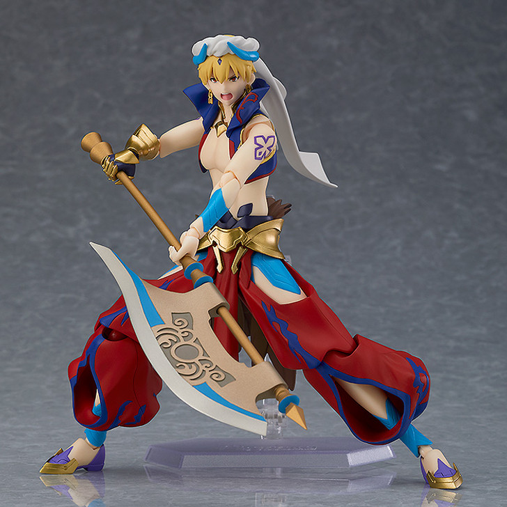 Max Factory Gilgamesh Fate/Grand Order Absolute Demonic Front Babylonia figma #468