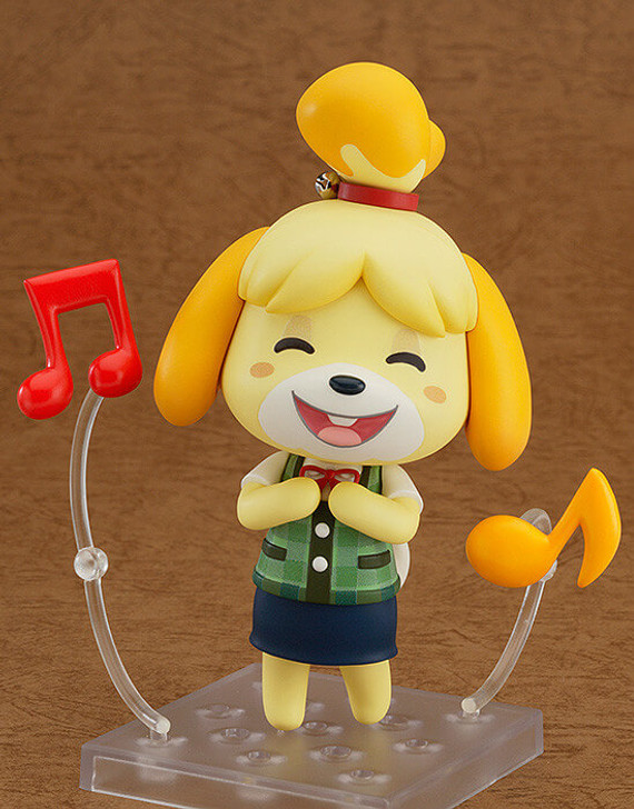 Good Smile Company Shizue (Isabelle) Animal Crossing: New Leaf Nendoroid #327