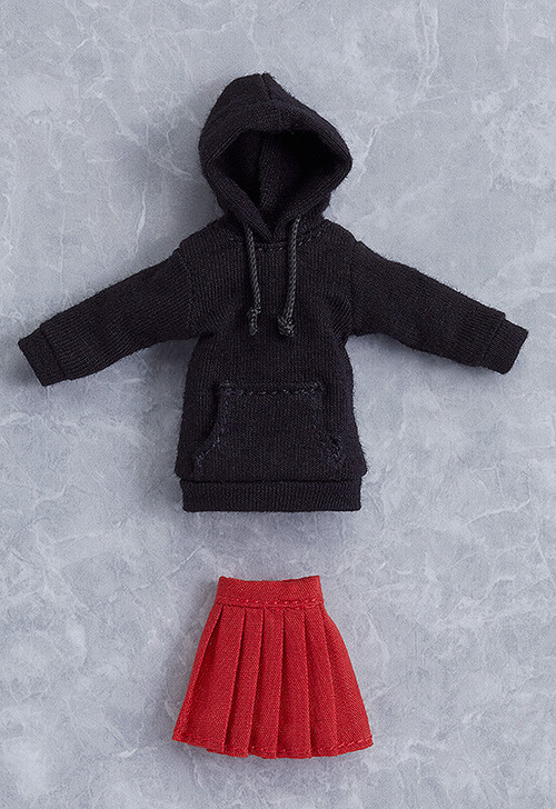Max Factory Hoodie Outfit figma Styles