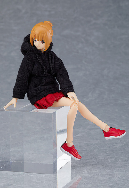 Max Factory Emily (Female Body) with Hoodie Outfit figma #478
