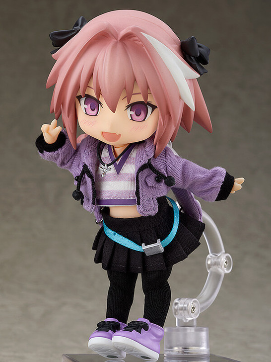 Good Smile Company Rider of Black Casual Ver. Fate/Apocrypha Nendoroid Doll