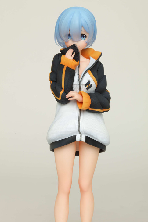 Taito Rem Subaru Training Suit Ver. Re:Zero Starting Life in Another World Prize Figure