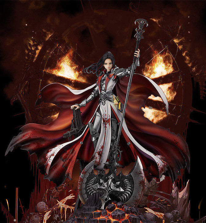 Good Smile Arts Shanghai Inferno Dungeon Fighter Online 1/8 Scale Figure