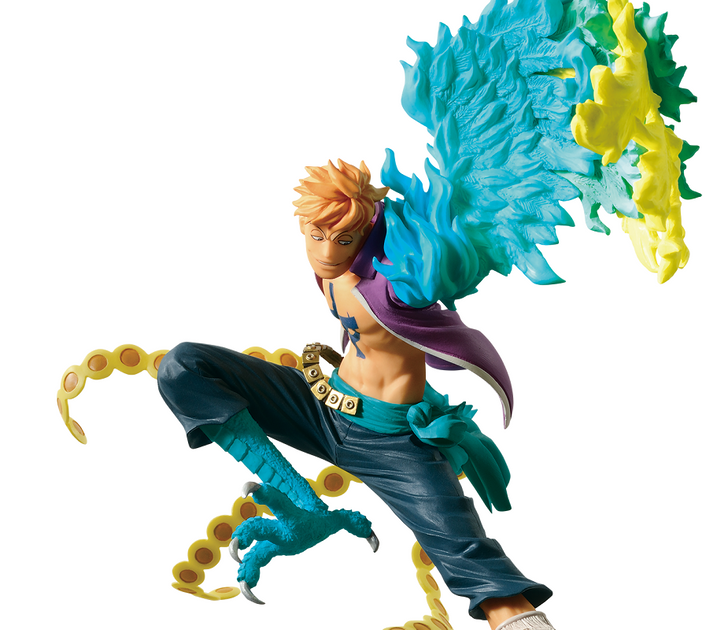 Banpresto Marco SCultures Big Figure Colosseum Vol. 6 Ver. A One Piece Prize Figure