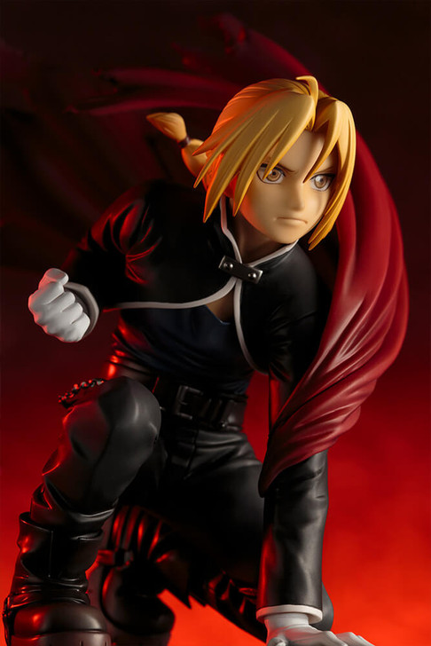 Kotobukiya Edward Elric Fullmetal Alchemist ARTFX J 1/8 Scale Figure (Re-Run)