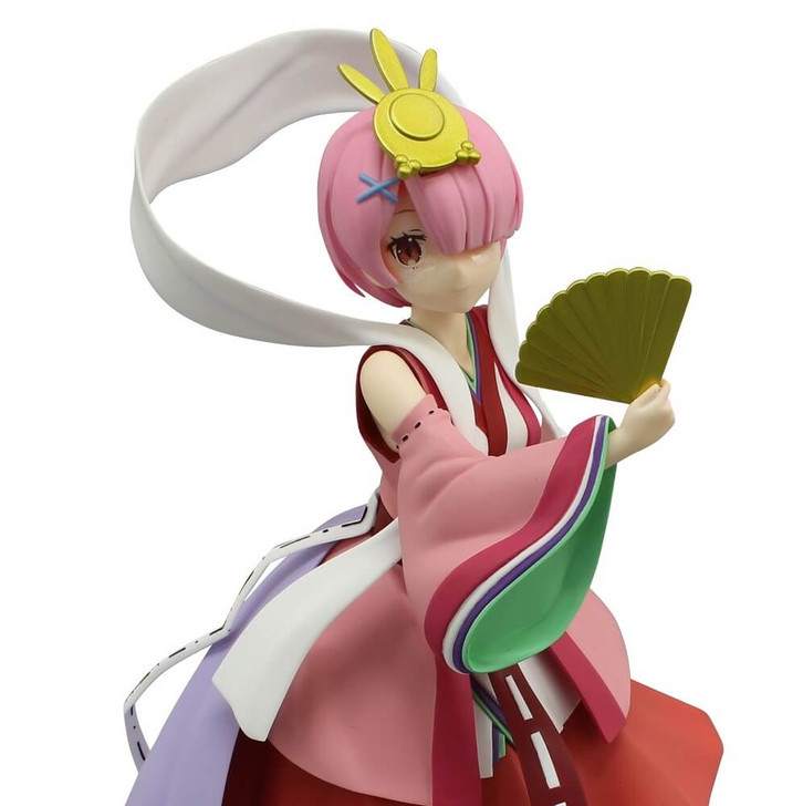 FuRyu Fairy Tale Ram Princess Kaguya Re:Zero Starting Life in Another World SSS Prize Figure