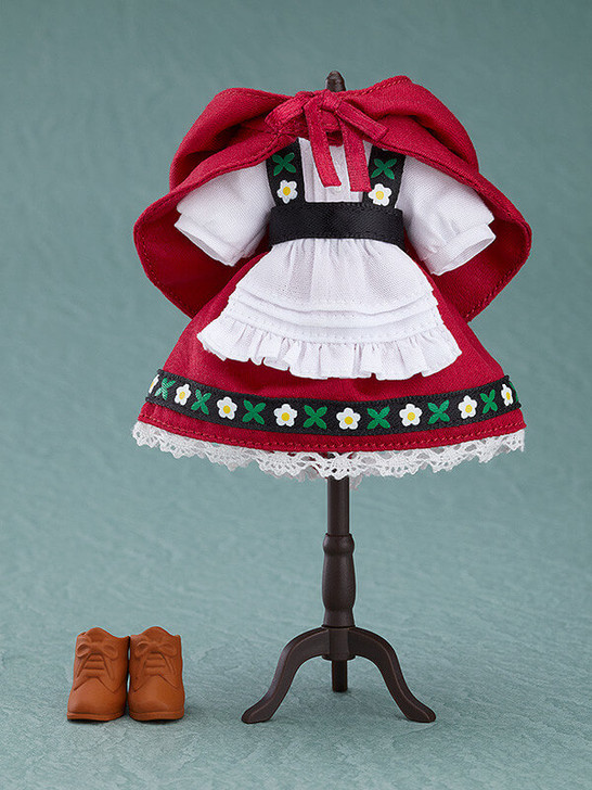 Good Smile Company Little Red Riding Hood Outfit Set Nendoroid Doll