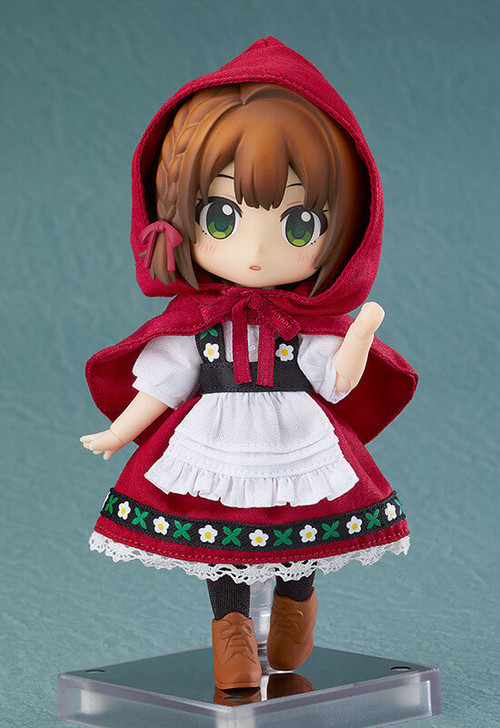 Good Smile Company Rose Little Red Riding Hood Nendoroid Doll
