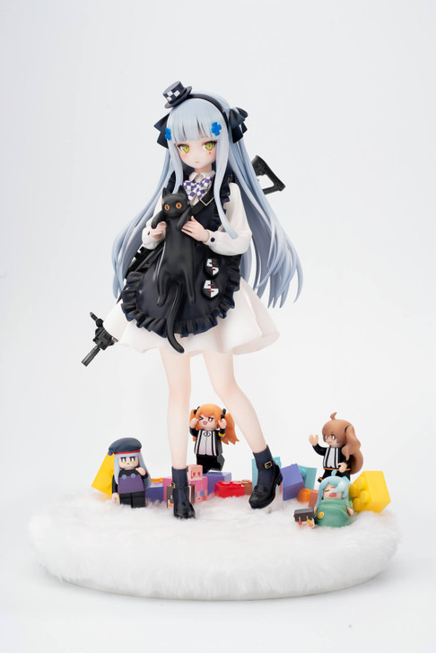 Hobby Max HK416 Gift From The Black Cat Ver. Girls' Frontline 1/7 Scale Figure