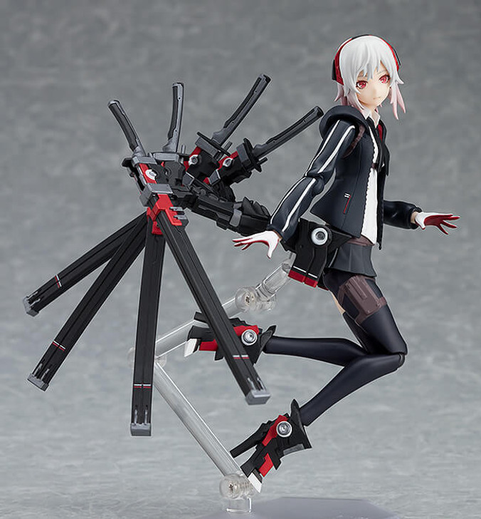 Max Factory Shi Heavily Armed High School Girls figma #422