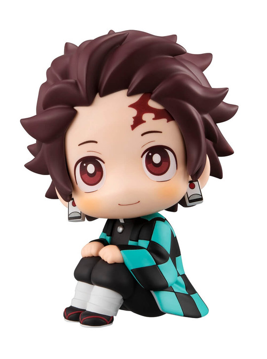MegaHouse Tanjiro Kamado Demon Slayer (Kimetsu no Yaiba) Look Up Series Figure