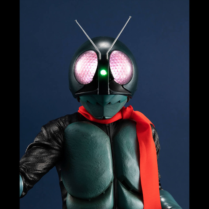 MegaHouse Ultimate Article Masked Rider Original No. 1 Kamen Rider Figure
