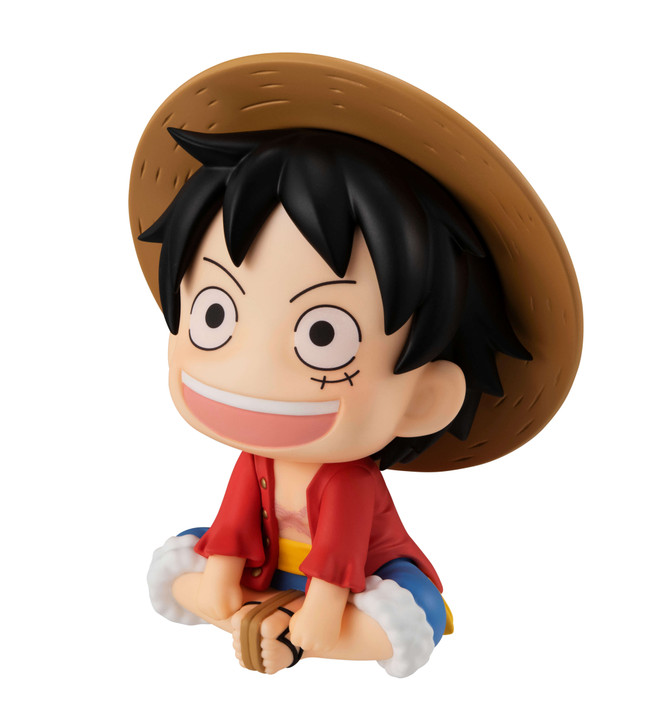 MegaHouse Monkey D. Luffy One Piece Look Up Series Figure