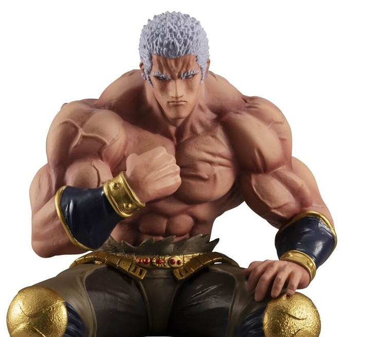 FuRyu Roah Fist of the North Star Noodle Stopper Prize Figure