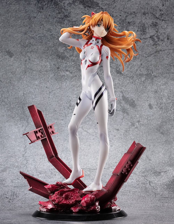 Revolve Asuka Shikinami Langley Last Mission Evangelion 3.0 + 1.0 Thrice Upon a Time 1/7 Scale Figure