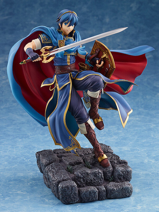 Intelligent Systems Marth Fire Emblem 1/7 Scale Figure