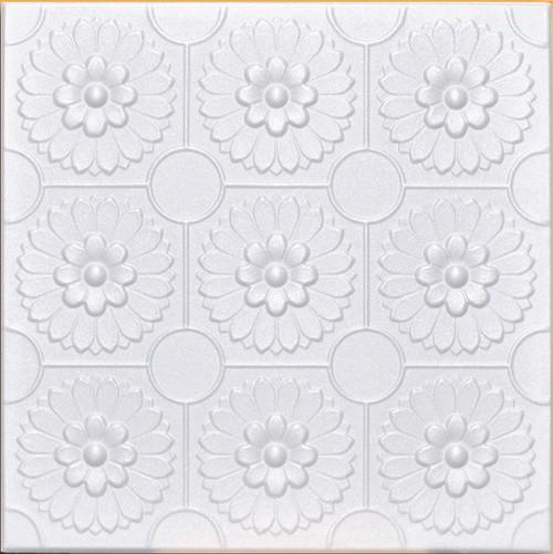 "20""x20"" Odessa Foam Ceiling Tile"