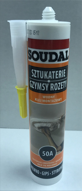 foam ceiling tile adhesive Soudal 50a