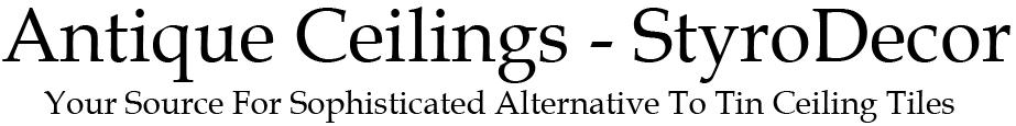 Antique Ceilings, Inc.