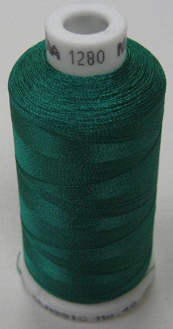 Madeira Machine Embroidery Rayon 200m Thread 1280 Deep Aqua