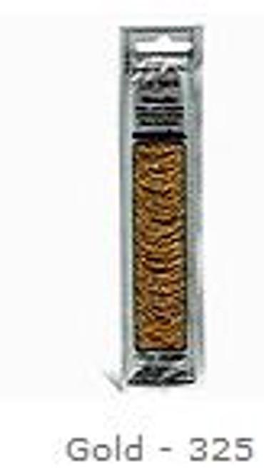 20m Colour COPPER 327 10 Metallic Hand Embroidery Thread Madeira Perle No