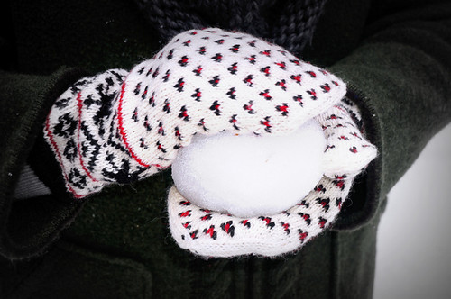 Wool Mitten Kits - Lativan Gray No. 5