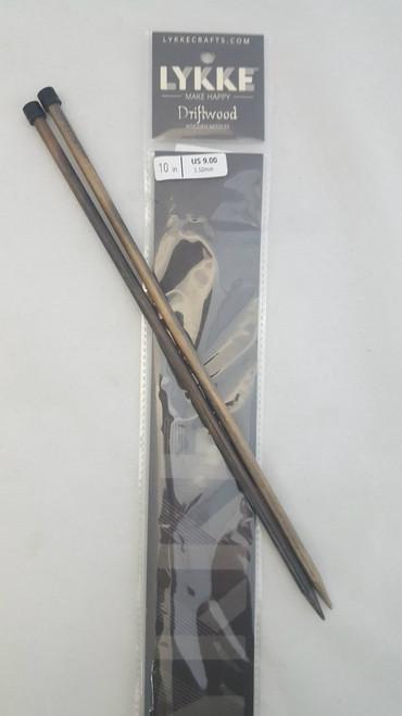 "10""/25cm Straight - 5.50mm/US 9.00 Diameter"