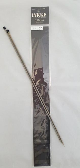 "14""/35.6cm Straight - 3.25 mm/US 3 Diameter"