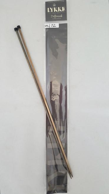 "14""/35.6cm Straight - 4.00 mm/US 6 Diameter"