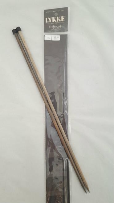 "14""/35.6cm Straight - 6 mm/US 10 Diameter"
