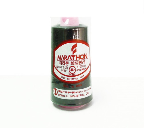 Marathon Bobbin thread is light weight great for any Embroidery Project.   Perfect for all types of fabric and a great economical thread to have.  Spun Polyester Bobbin cone has excellent tension control.