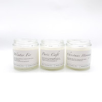 SEASONAL CLASSICS - Mini Candle Gift Set