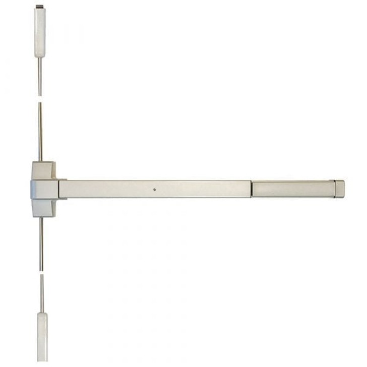 2000 Series Surface Vertical Rod Exit Device