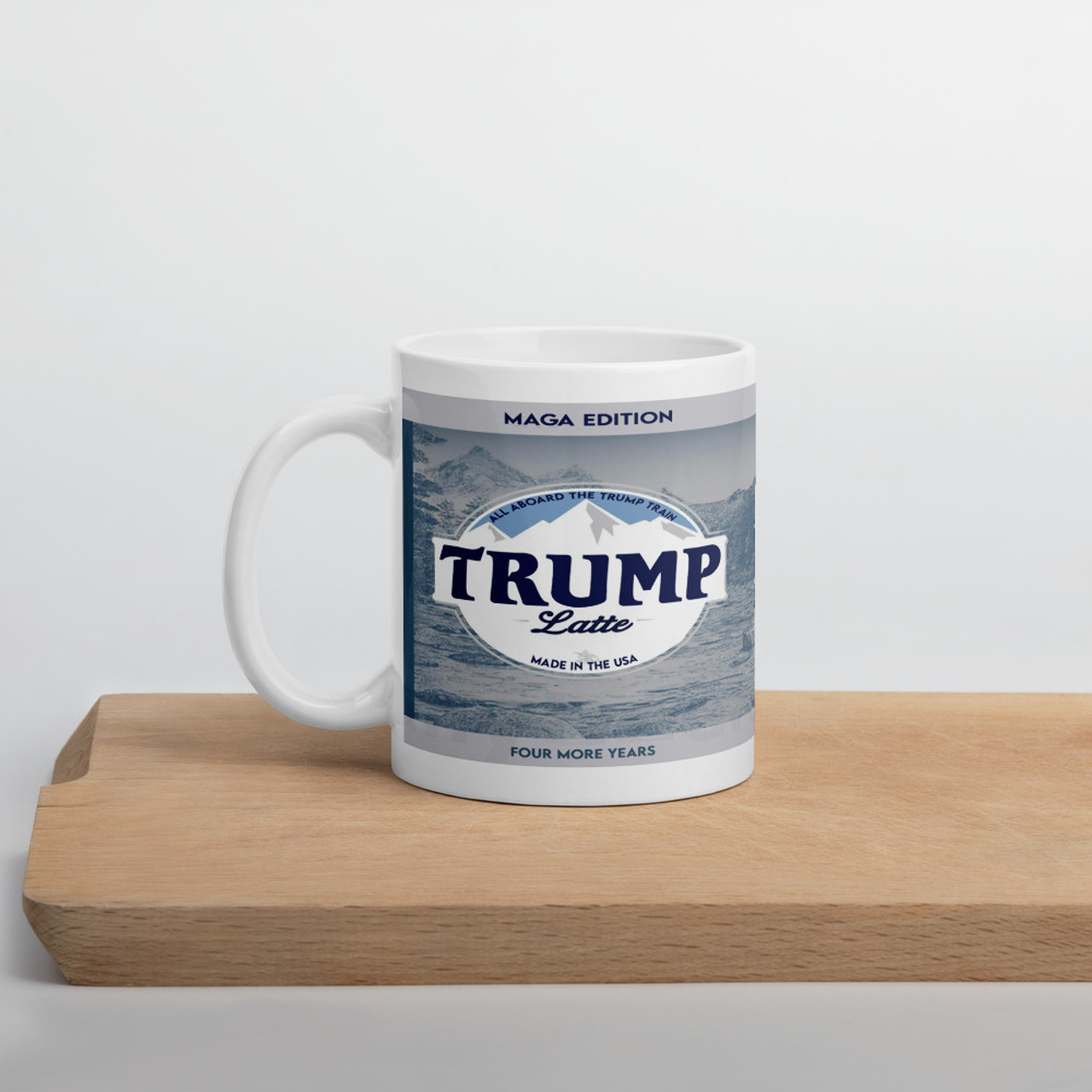 Trump Latte Coffee Mug